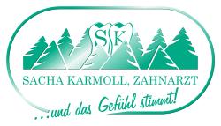 Sacha Karmoll, Kariesbehandlung, Ozontherapie